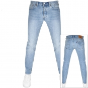 Product Image for Levis X Justin Timberlake 501 Slim Fit Jeans Blue